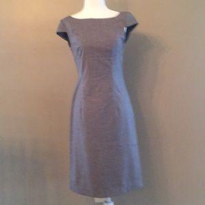 BB Dakota Gray Dress